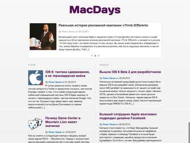 MacDays.ru