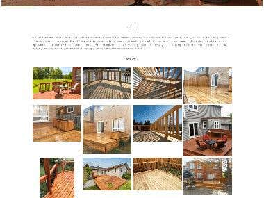 Decking Website