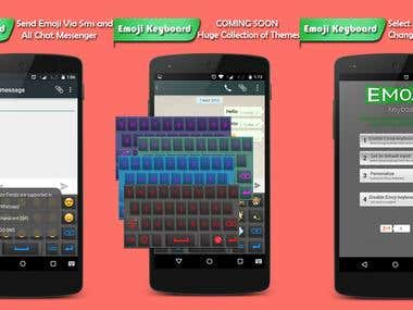 Color Emoji Keyboard Pro
