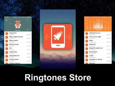 Ringtones Store app on play store