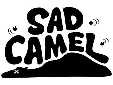 """Sad Camel"" novelty brand logo (2017)"