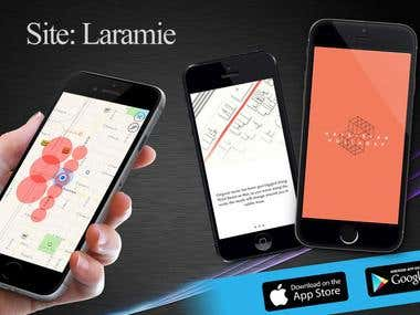 Site: Laramie ( android & iOS)