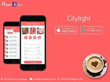 Social Networking Mobile App