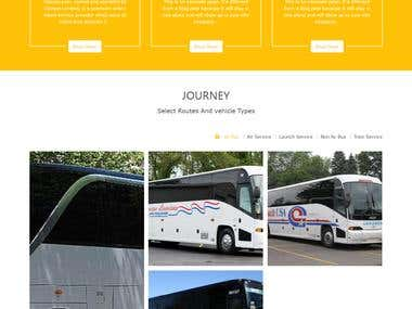 Jatayet (Online Ticket Booking Website)