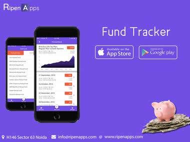 Fund Tracker Mobile App