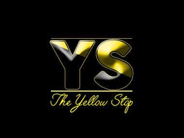 The Yellow Stop Logo