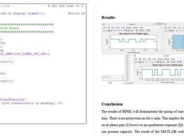 BPSK MODEM USING OMAP-L138