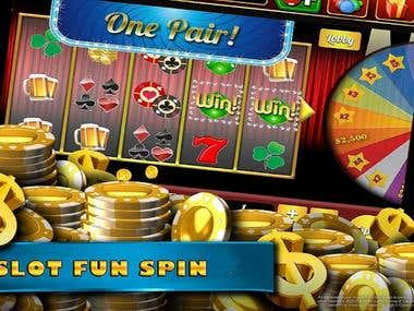 Casino Master Roulette 777 Slot Game