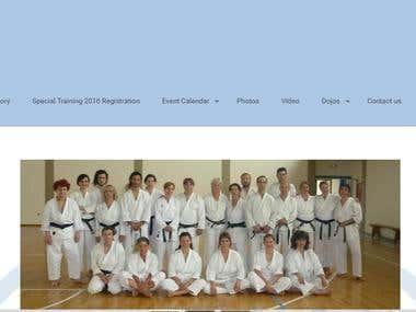 Greece Shotokan karate