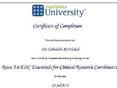 Study coordinators for clinical trials 2