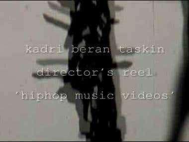 Reel no: 1 - Music Videos