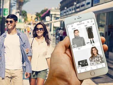 Pimkie Shopping App
