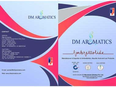 Brochure Design - Front & Back