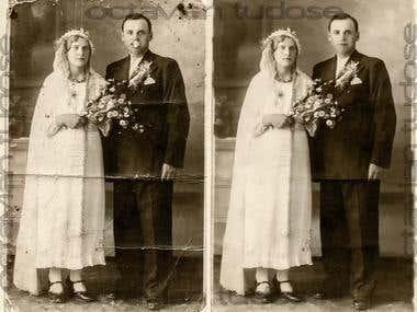 Repair Old Photos