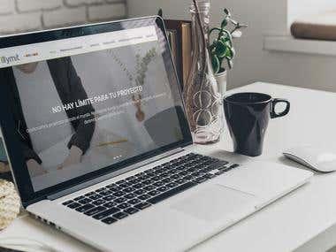 Illymit - Diseño web