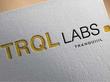 TRQL LABS - Logo