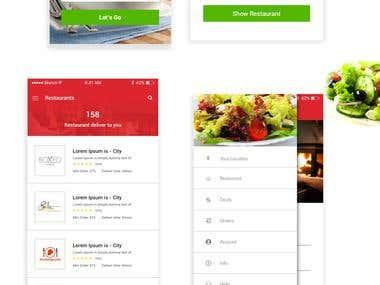 Web / App Design