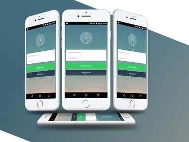 Beacons mobile app