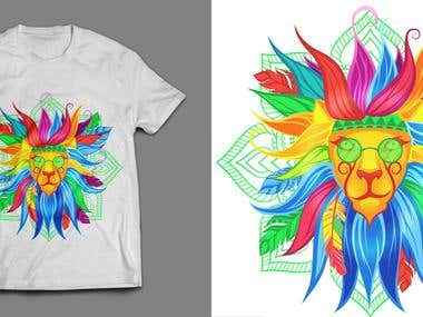 Design for T-shirts