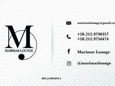 Tarjeta de presentación Marimar