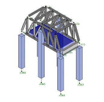 RISA 3D Modelling