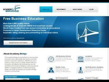 Academy Bridge – Free Business Education
