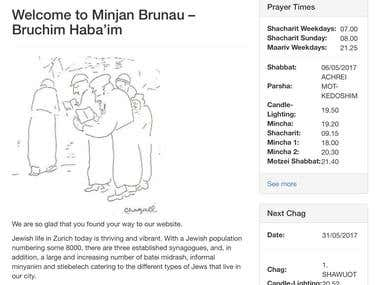 Minjan Brunau