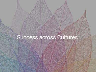 Success across Cultures