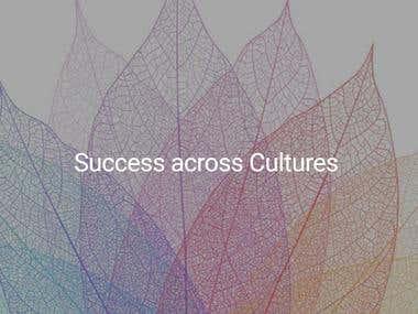 Success across Cultures