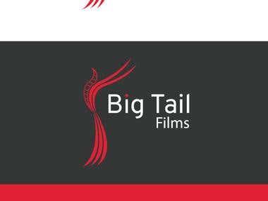 Criação de logotipo para Big Tail Films - United Kingdom
