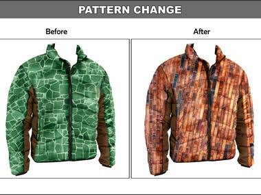 Pattern Replacement
