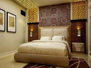 Interior Designing and Rendering