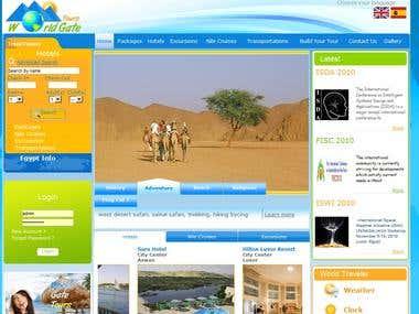 Tourism Portal