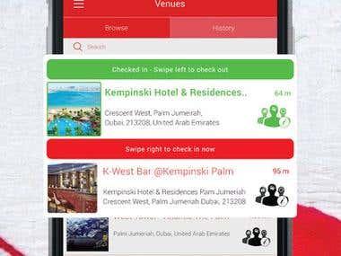 StepOne App