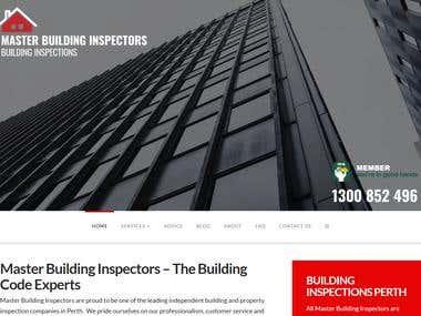 SEO Services : Masterbuildinginspectors.com.au