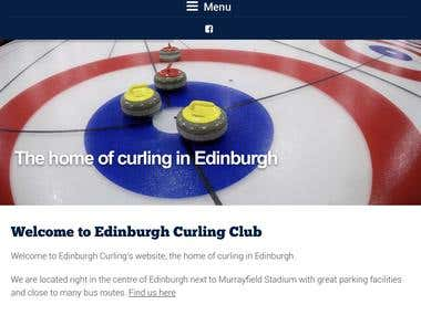 Edinburgh Curling