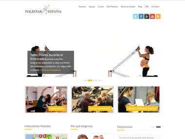Campaña Seo Polestar Pilates España