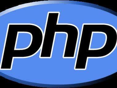 PHP Web Developer