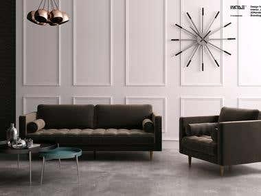 Interior Design/Architecture and 3D Render