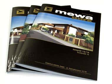 Residental Area MEWA PARK Campaign Design