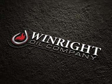 Winright Oil Company Logo