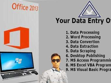 Your Data Entry Office