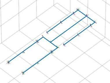Kinematics analysis and simulation of Humonoid robots