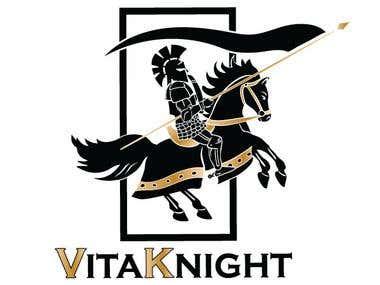 VitaKnight Logo