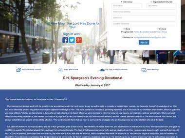 Christian Social Network