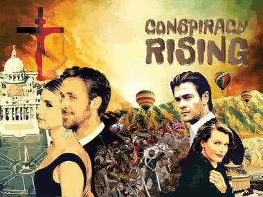Conspiracy Rising Poster