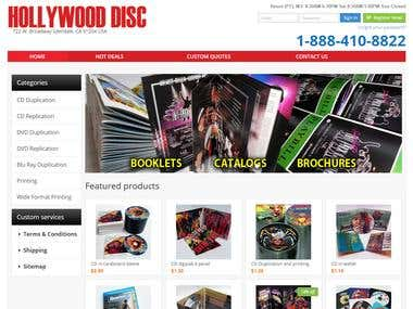 SEO Services : Hollywooddisc.com