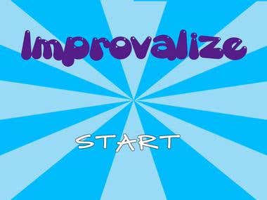 Improvalize - Mobile Party Game