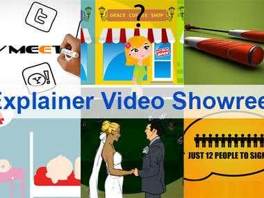 Marketing Video Showreel