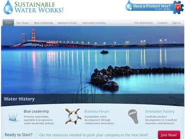 Sustainable Water Works